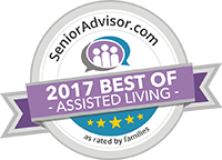 2017 seniorliving.com best of award