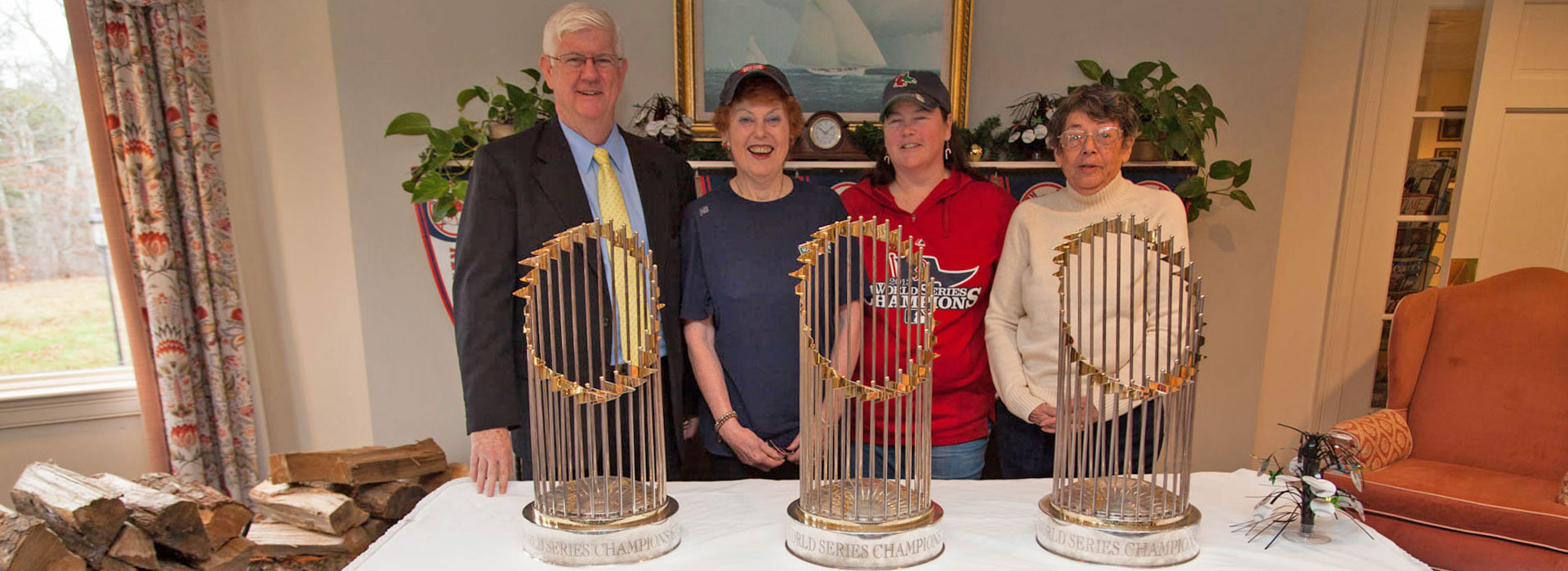 Thirwood Place activities - Red Sox trophy