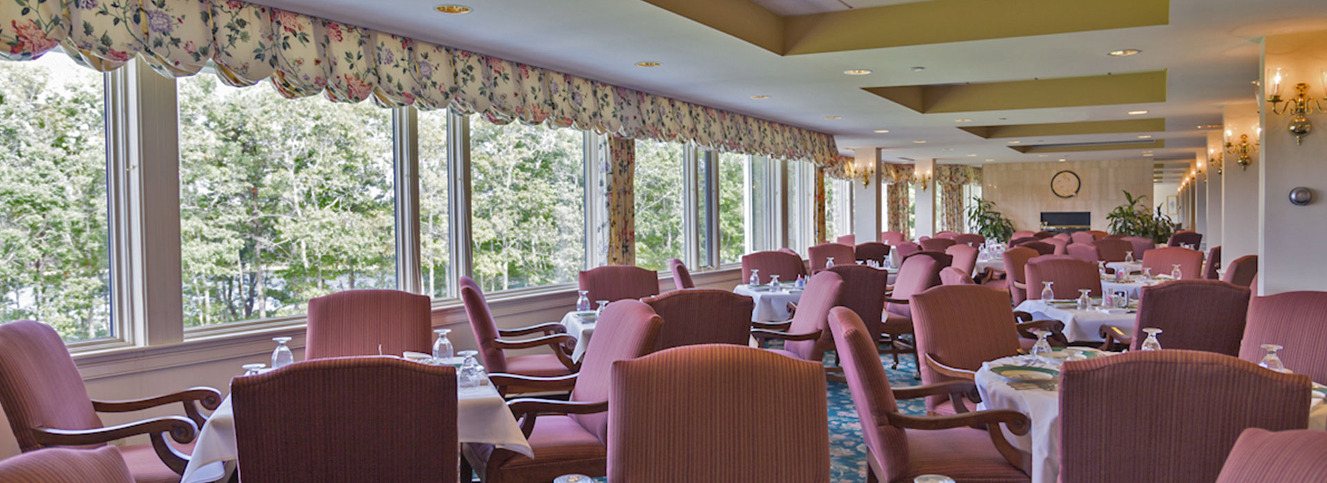 Thirwood Place main dining room